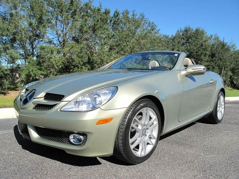 2009 Mercedes-Benz SLK for sale at Auto Marques Inc in Sarasota FL