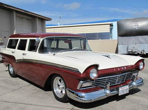 1957 Ford COUNTRY WAGON for sale at Auto Marques Inc in Sarasota FL