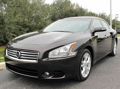 2012 Nissan Maxima for sale at Auto Marques Inc in Sarasota FL