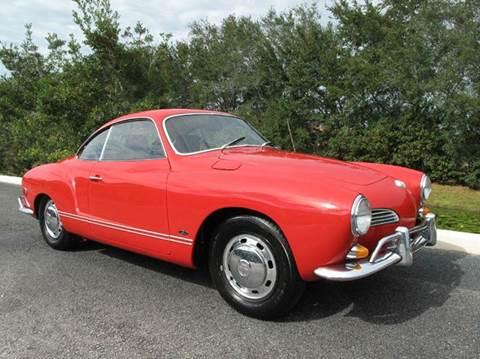 1969 Volkswagen Karmann Ghia for sale at Auto Marques Inc in Sarasota FL