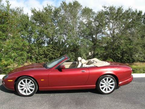 2005 Jaguar XK-Series for sale at Auto Marques Inc in Sarasota FL