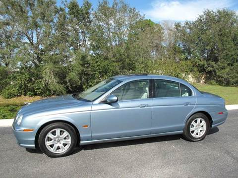 2003 Jaguar S-Type for sale at Auto Marques Inc in Sarasota FL