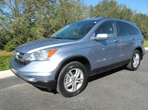 2011 Honda CR-V for sale at Auto Marques Inc in Sarasota FL