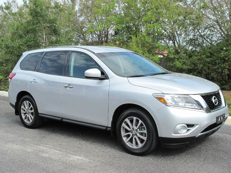 2014 Nissan Pathfinder for sale at Auto Marques Inc in Sarasota FL