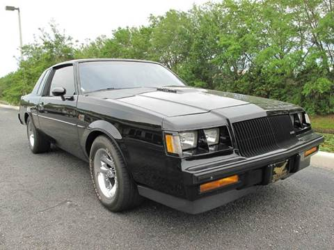 1985 Buick Regal for sale at Auto Marques Inc in Sarasota FL
