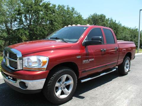 2006 Dodge Ram Pickup 1500 for sale at Auto Marques Inc in Sarasota FL