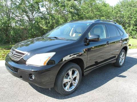 2007 Lexus RX 400h for sale at Auto Marques Inc in Sarasota FL