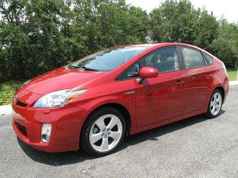 2010 Toyota Prius for sale at Auto Marques Inc in Sarasota FL
