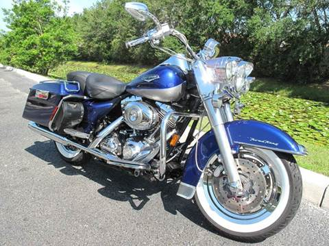 2007 Harley-Davidson Road King for sale at Auto Marques Inc in Sarasota FL