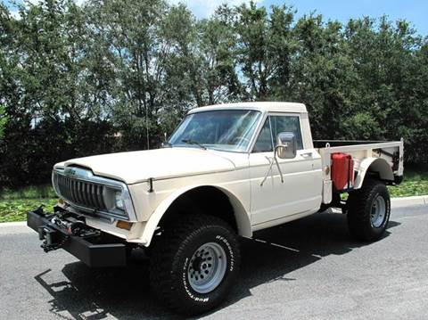 1988 Jeep J-20 Pickup for sale at Auto Marques Inc in Sarasota FL
