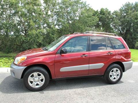 2004 Toyota RAV4 for sale at Auto Marques Inc in Sarasota FL
