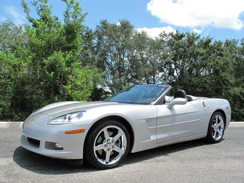 2007 Chevrolet Corvette for sale at Auto Marques Inc in Sarasota FL