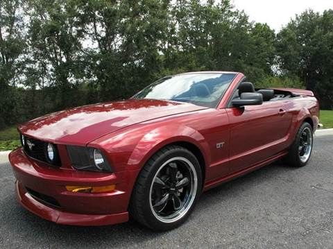2007 Ford Mustang for sale at Auto Marques Inc in Sarasota FL