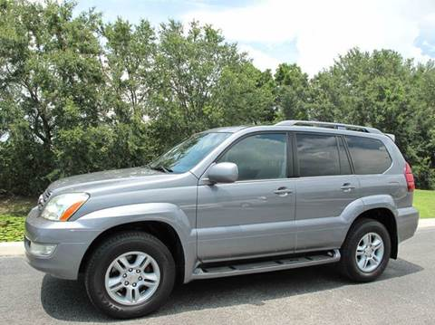 2003 Lexus GX 470 for sale at Auto Marques Inc in Sarasota FL