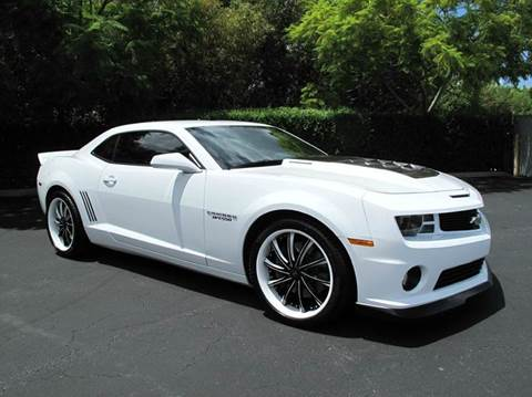 2010 Chevrolet Camaro for sale at Auto Marques Inc in Sarasota FL