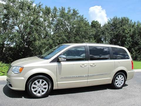 2011 Chrysler Town and Country for sale at Auto Marques Inc in Sarasota FL
