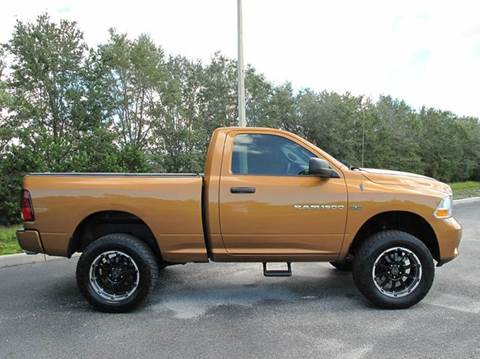 2012 RAM Ram Pickup 1500 for sale at Auto Marques Inc in Sarasota FL