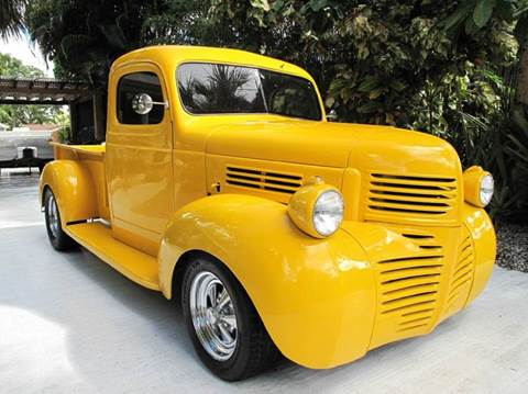 1946 Dodge custom for sale at Auto Marques Inc in Sarasota FL