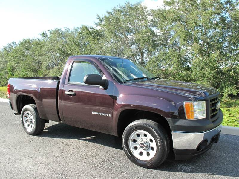 2008 GMC Sierra 1500 for sale at Auto Marques Inc in Sarasota FL