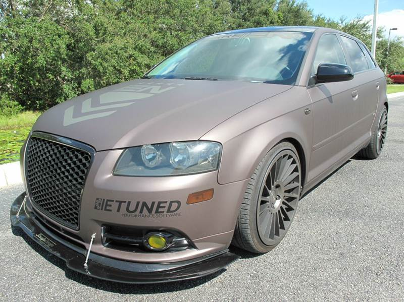 2007 Audi A3 for sale at Auto Marques Inc in Sarasota FL