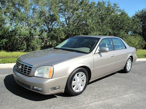 2004 Cadillac DeVille for sale at Auto Marques Inc in Sarasota FL