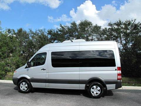 2013 Mercedes-Benz Sprinter for sale at Auto Marques Inc in Sarasota FL