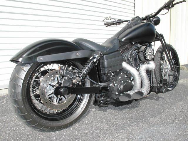 Sick Custom Dyna Wide Glide: 2011 Harley-Davidson Dyna WIDE GLIDE CUSTOM In Sarasota FL