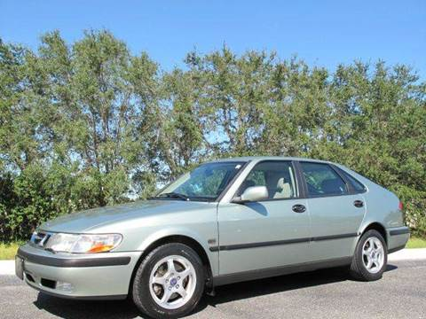 2001 Saab 9-3 for sale at Auto Marques Inc in Sarasota FL