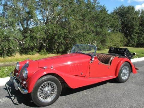 1966 Morgan 4/4 GT