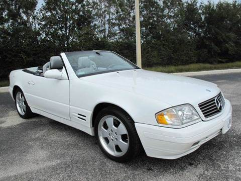 1999 Mercedes-Benz SL-Class for sale at Auto Marques Inc in Sarasota FL