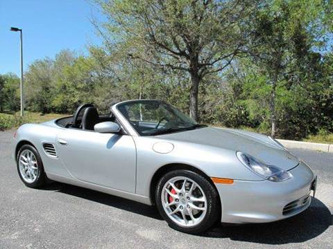 2003 Porsche Boxster for sale at Auto Marques Inc in Sarasota FL