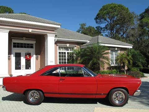 1966 Ford Fairlane For Sale In Sarasota FL