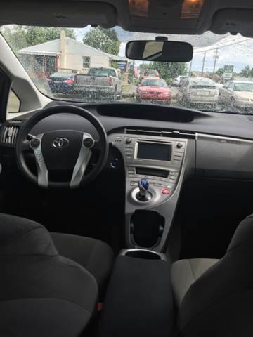2012 Toyota Prius Plug-in Hybrid 4dr Hatchback - Akron PA
