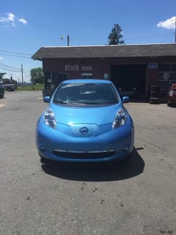 2013 Nissan LEAF SL 4dr Hatchback - Akron PA