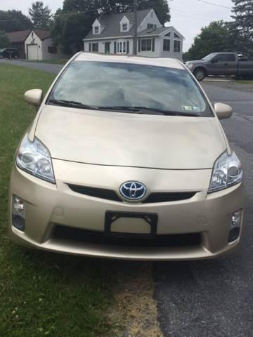 2010 Toyota Prius IV 4dr Hatchback - Akron PA