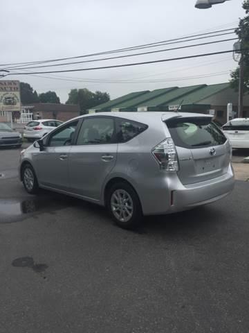 2013 Toyota Prius v Two 4dr Wagon - Akron PA