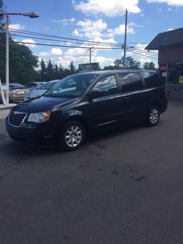 2008 Chrysler Town and Country LX 4dr Mini-Van - Akron PA
