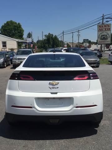 2014 Chevrolet Volt Premium 4dr Hatchback - Akron PA