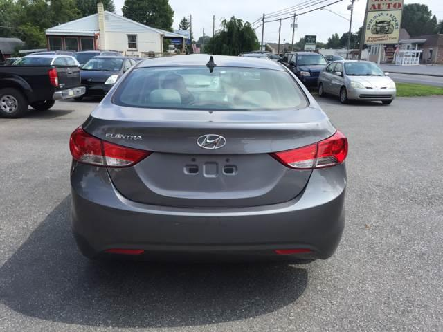 2011 Hyundai Elantra Limited 4dr Sedan - Akron PA