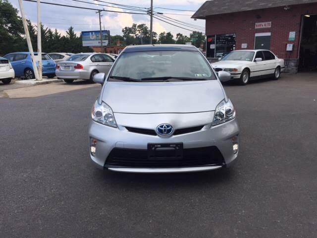 2012 Toyota Prius Four 4dr Hatchback - Akron PA