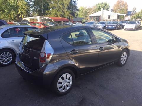 2014 Toyota Prius c for sale in Akron, PA