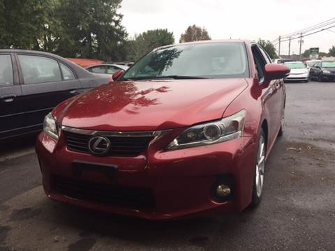 2011 Lexus CT 200h for sale in Akron, PA
