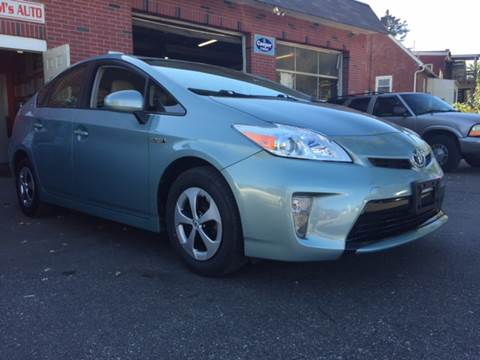 2012 Toyota Prius for sale in Akron, PA