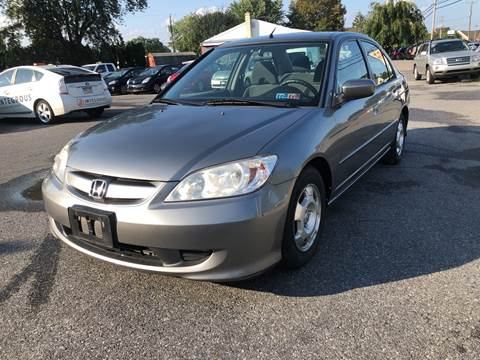2005 Honda Civic for sale in Akron, PA