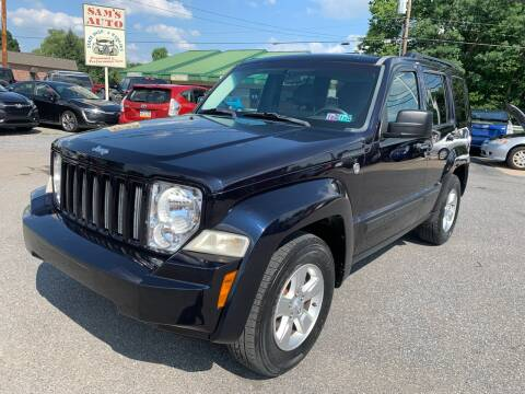 2011 Jeep Liberty for sale at Sam's Auto in Akron PA