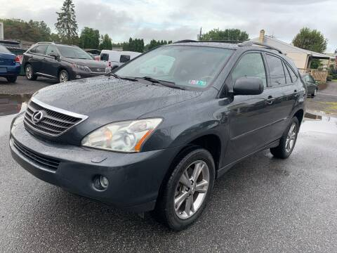 2007 Lexus RX 400h for sale at Sam's Auto in Akron PA