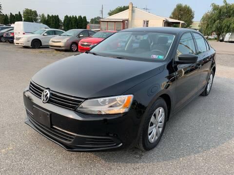 2013 Volkswagen Jetta for sale at Sam's Auto in Akron PA