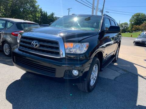 2008 Toyota Sequoia for sale at Sam's Auto in Akron PA