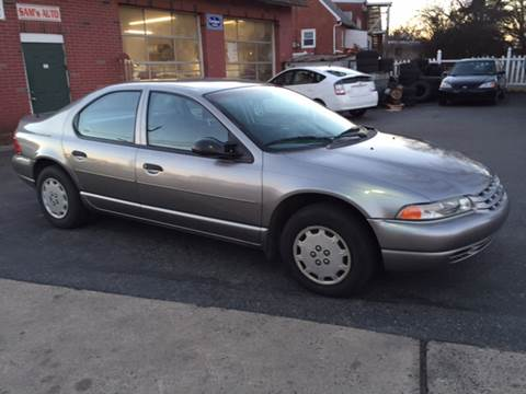 1999 Plymouth Breeze for sale in Akron, PA