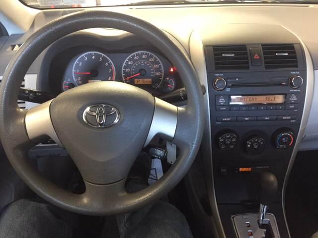 2010 Toyota Corolla LE 4dr Sedan 4A - Akron PA